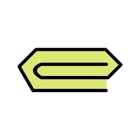 Icona di vettore Pin