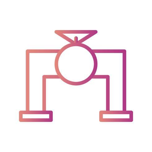 Icono de Vector de válvula
