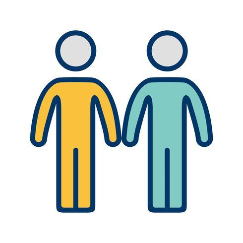 Partnership Vector Icon