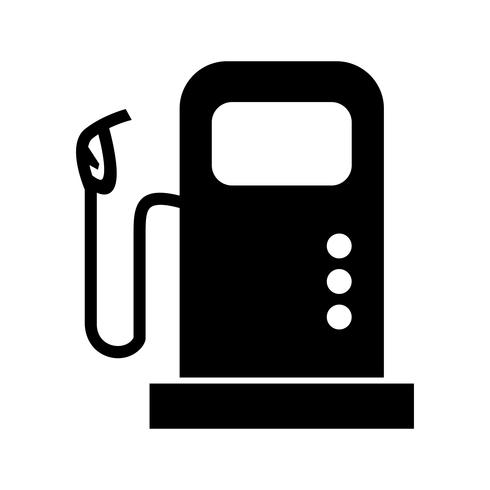 Station-service Vector Icon