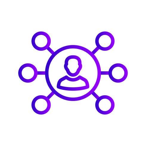 Sharing Vector Icon