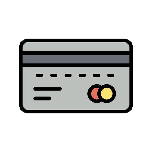 Icône de vecteur ATM