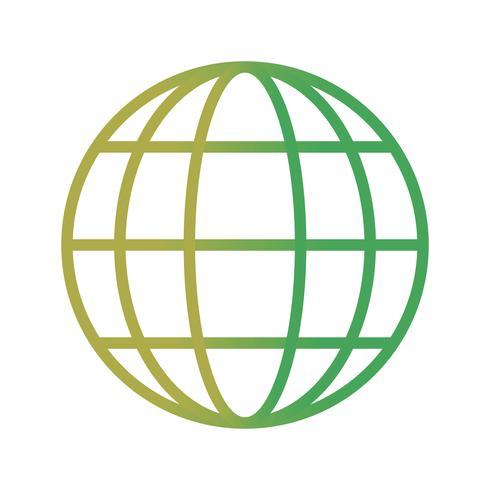 Vector Globe Icon