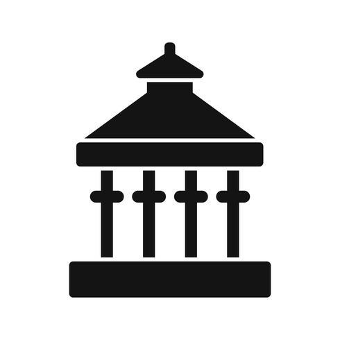 Veranda-Vektor-Symbol