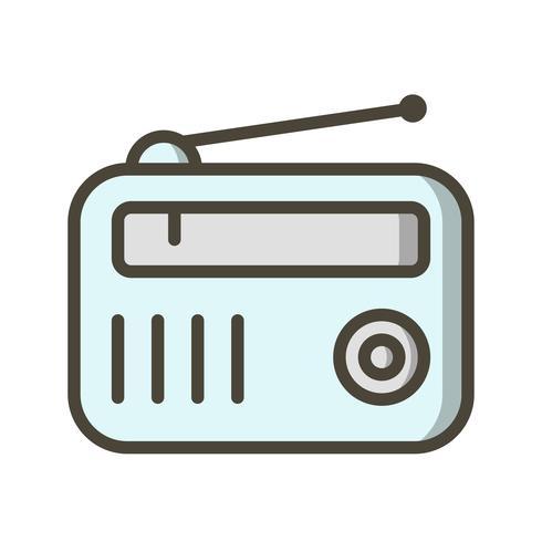 Radio-Vektor-Symbol