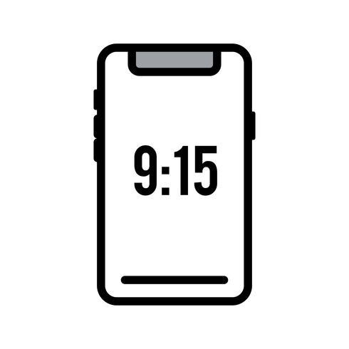 Vektor Smart Device Icon