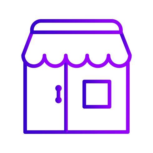 Boutique Vector Icon