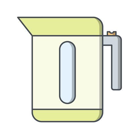 Kettle Vector Icon