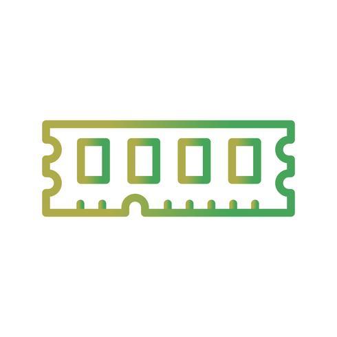 Ram-Vektor-Symbol