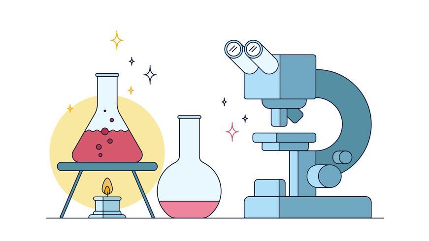 Microscopio de experimentación vectorial