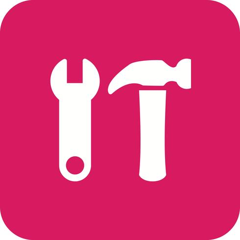 Icona di vettore di strumenti