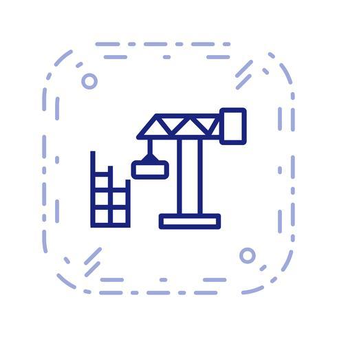 Bau Haus Vektor Icon