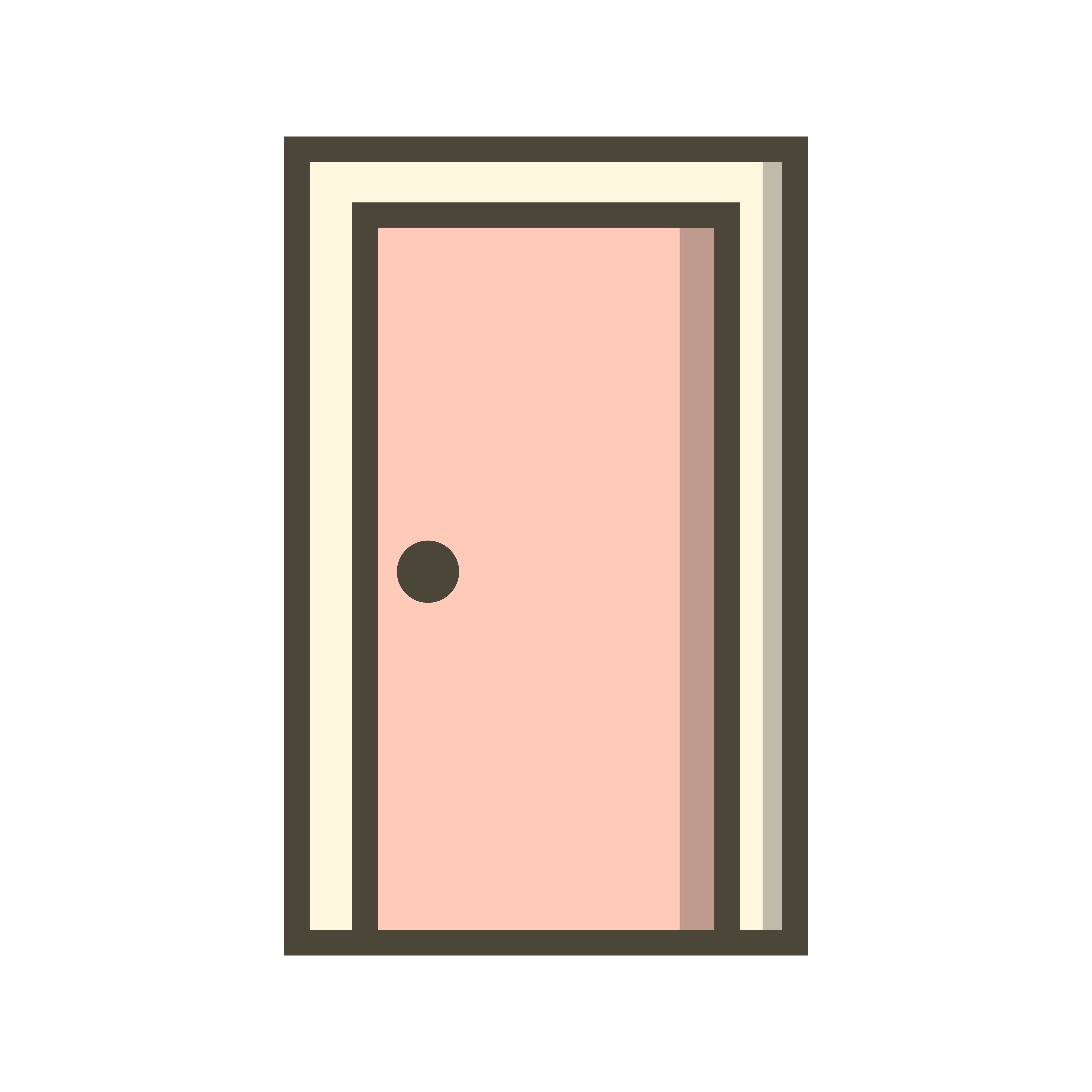 Door Vector Icon - Download Free Vectors, Clipart Graphics ...