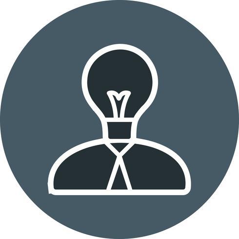 Creavite-Mann-Vektor-Symbol