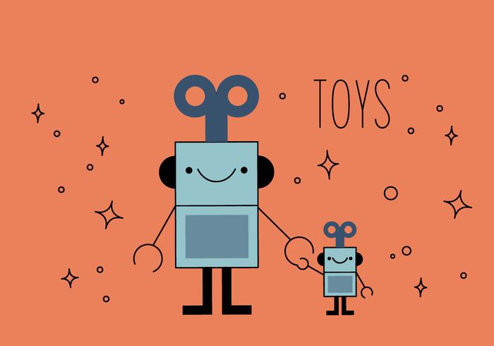Vector de juguetes gratis
