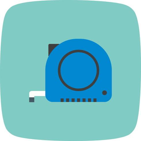 Measuring tape Vector Icon