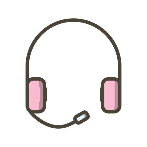 Ícone de vetor de ouvidos