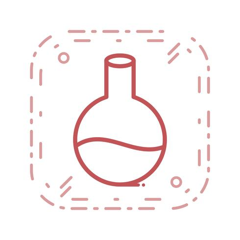 Vector Flask Icon