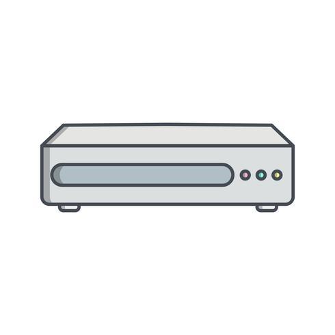 Icône de lecteur DVD