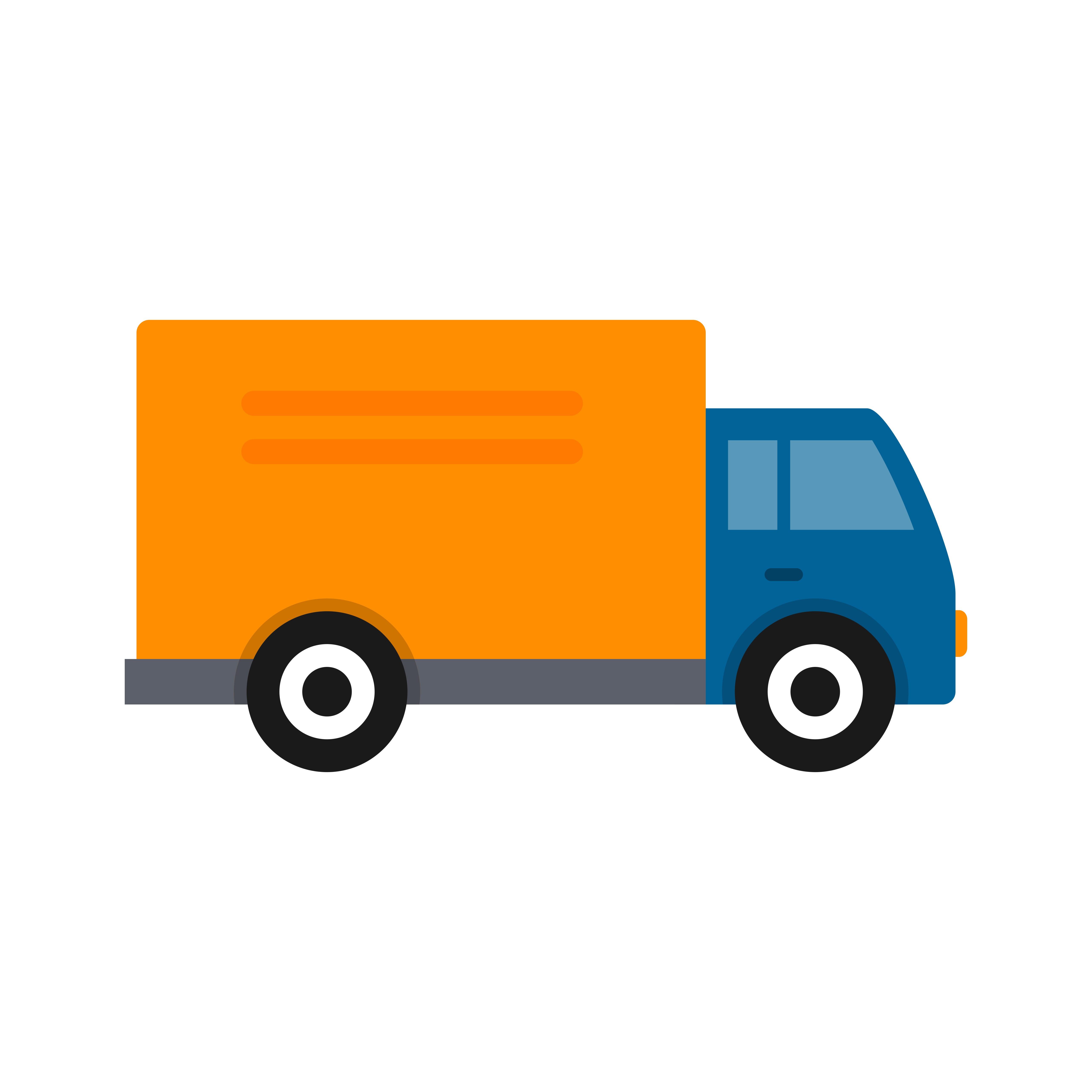 Vector Truck Icon - Download Free Vectors, Clipart ...