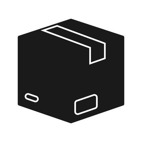 Vector pakket pictogram