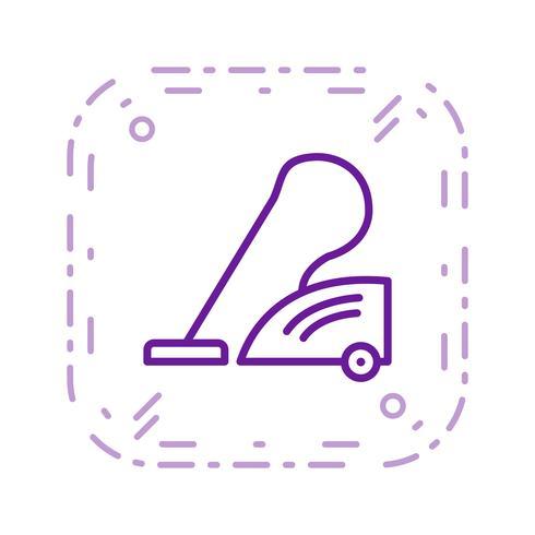Icono de Vector de aspiradora