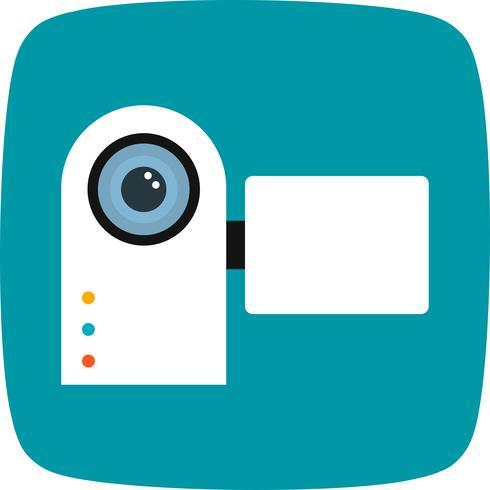 icône de vecteur de cam pratique