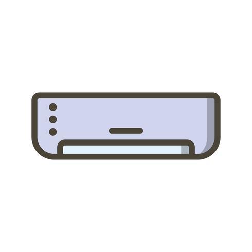 Icono de vector de ca
