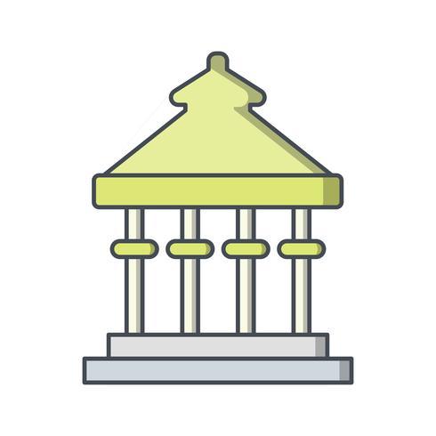 Veranda Vector Icon