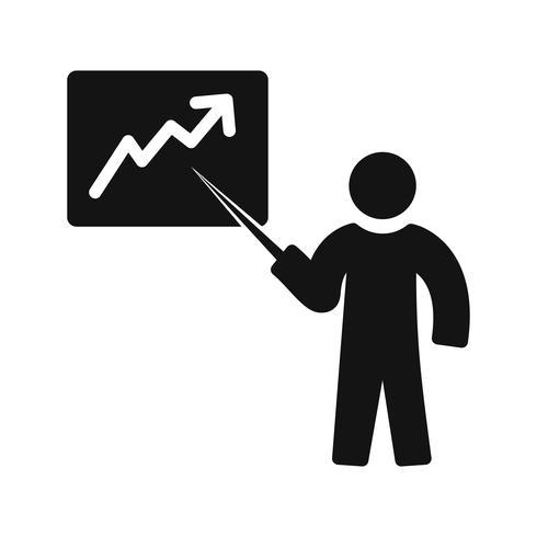 Presentación Vector Icon
