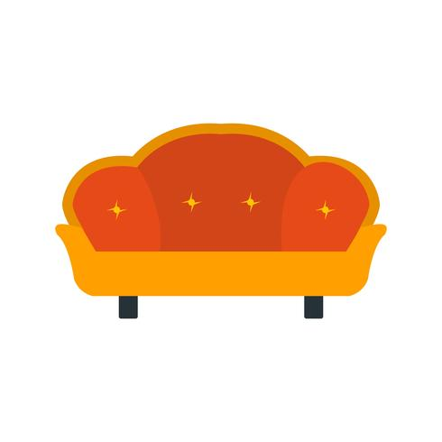 Sofa Vector Icon Download Free Vector Art Stock Graphics Images