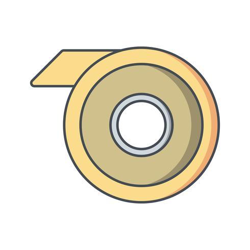 ícone de vetor de fita