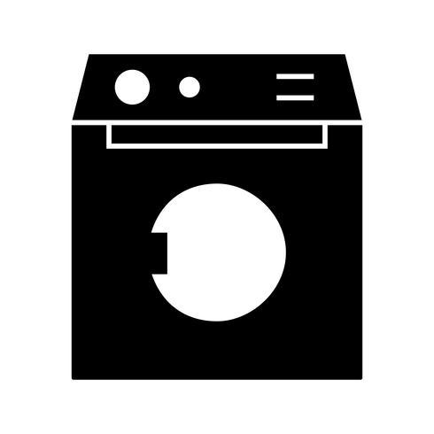 Lavadora Vector icono
