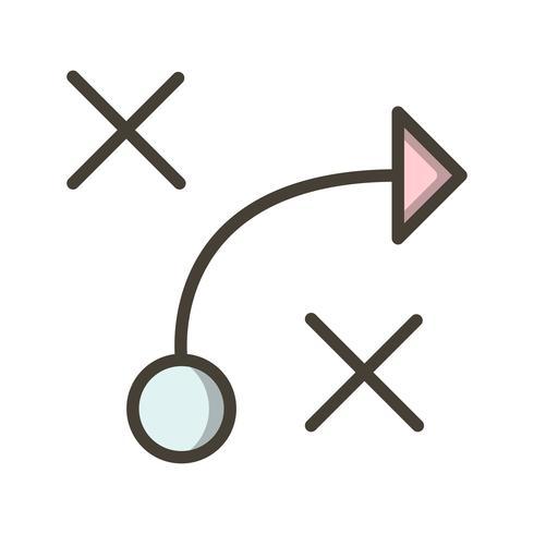 taktik vektorikonen