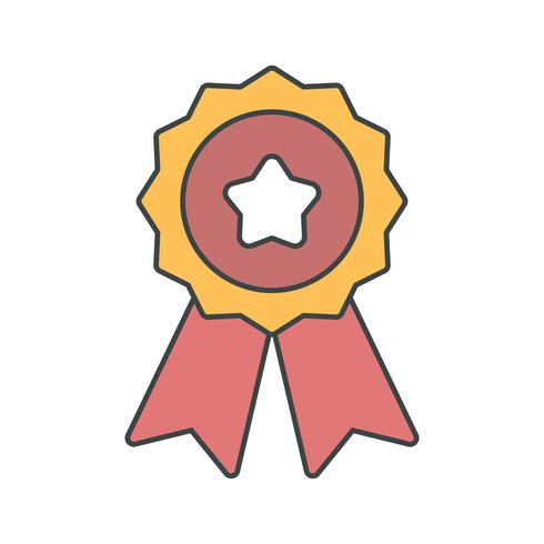 Vektor-Farbband-Symbol