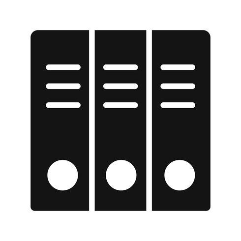 Icona di vettore di file