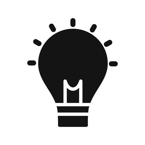 Idee-Vektor-Symbol