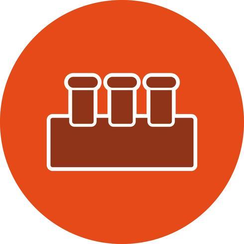 Vector conjunto de icono de química