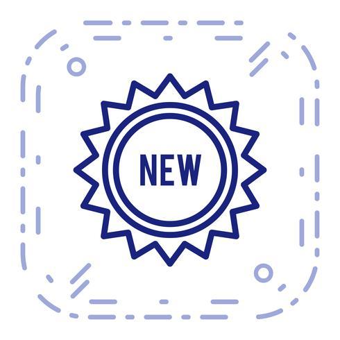 Vector New Icon