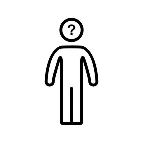 Entscheidungsfindung Vektor Icon