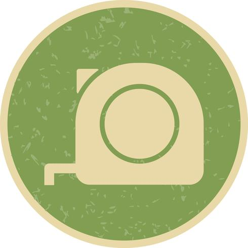 Meetlint Vector pictogram