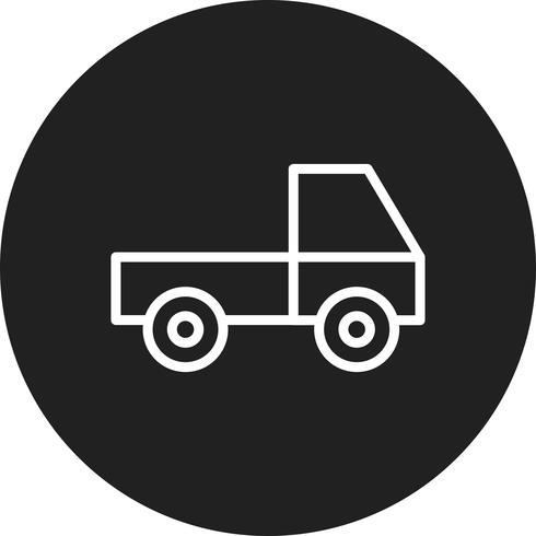 Icono de vector de cargador