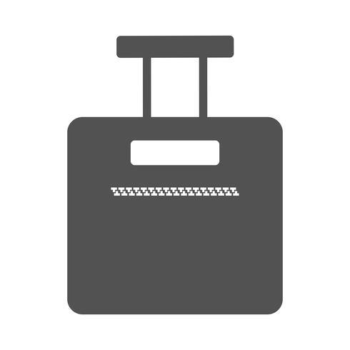 Vektor-Tasche-Symbol vektor