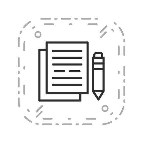 Documentation Vector Icon