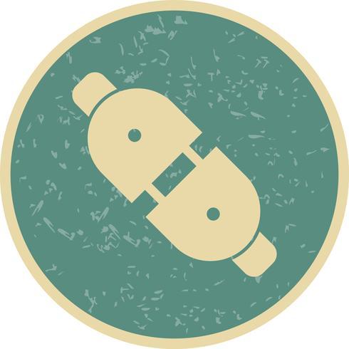 Enchufe conector icono de vector
