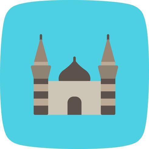Mosquée Vector Icon