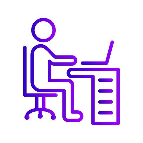 Workspace Vector Icon