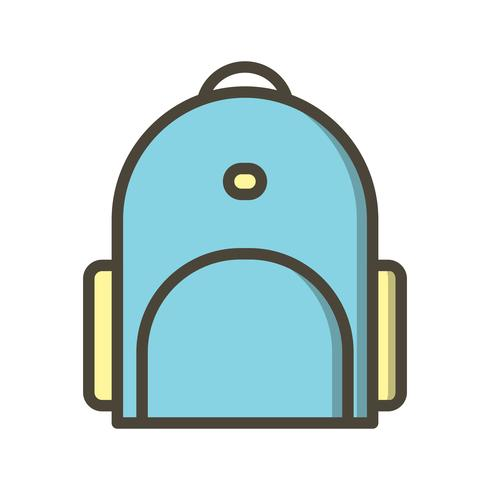 Vector Bagpack Icon