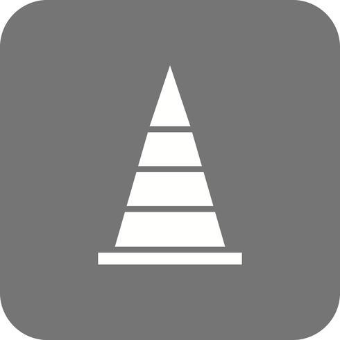 konikonvektorns ikon