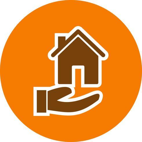 Hypotheek Vector Icon